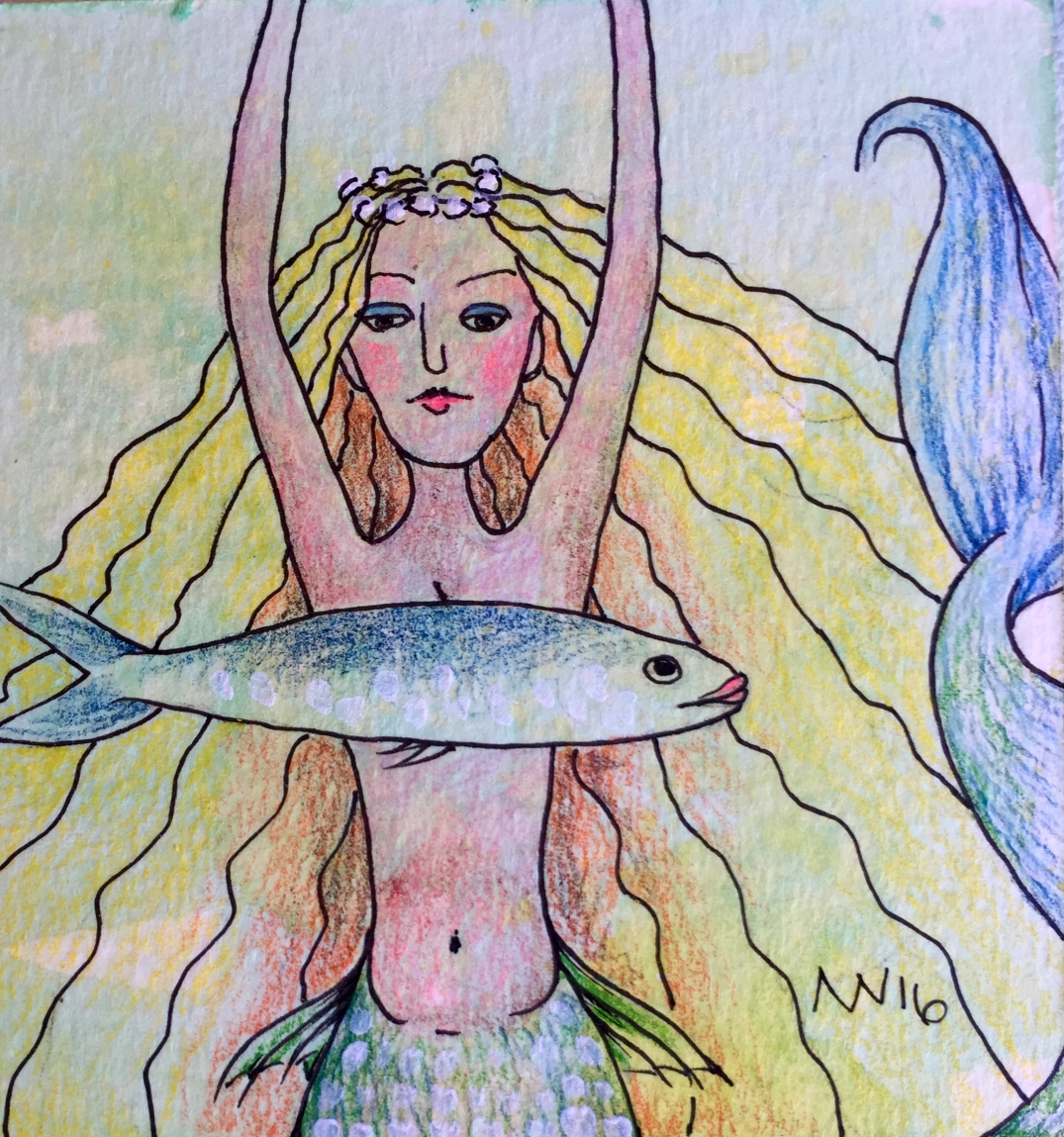mermaidlongfish